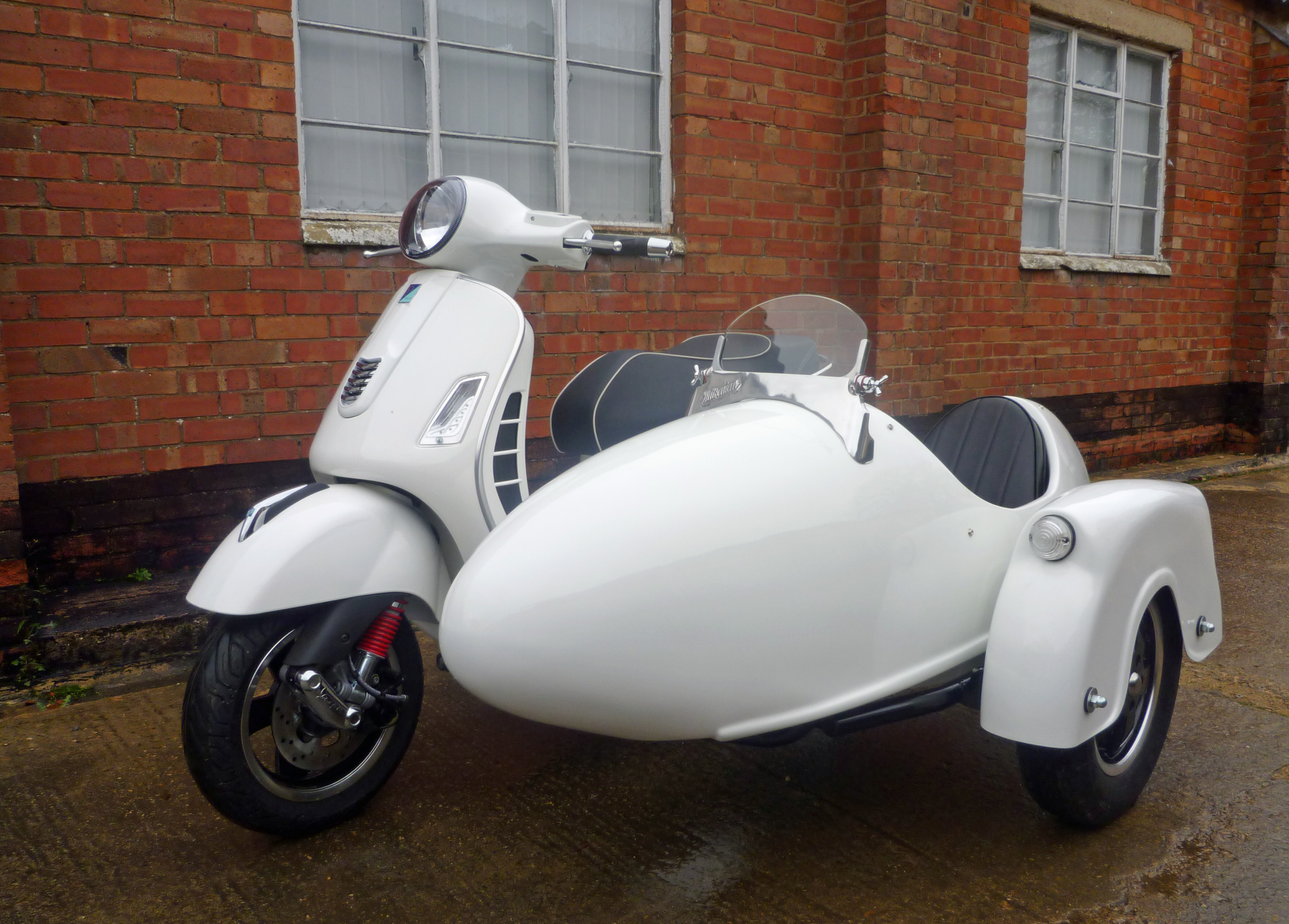 New Sidecar For 2016 Watsonian Sidecars