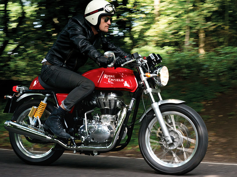 CONTINENTAL GT ABS - Watsonian Sidecars