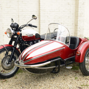 Scooter Sidecar - Watsonian Sidecars