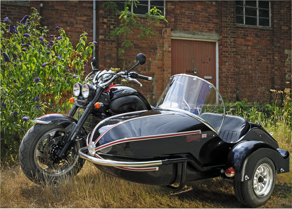 Gp700 Watsonian Sidecars