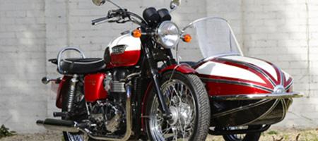 Grand Prix Motorbike Sidecar