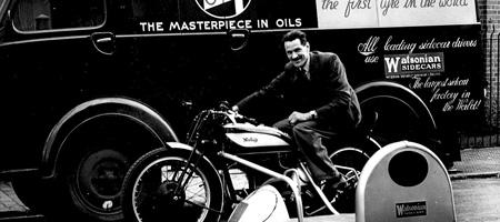 Sidecar History