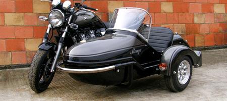 Monza Motorbike Sidecar