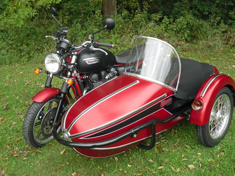 Used Sidecars - Watsonian Sidecars